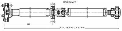 DSS - Drive Shaft Assembly BM-425