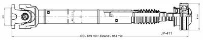 DSS - Drive Shaft Assembly JP-411
